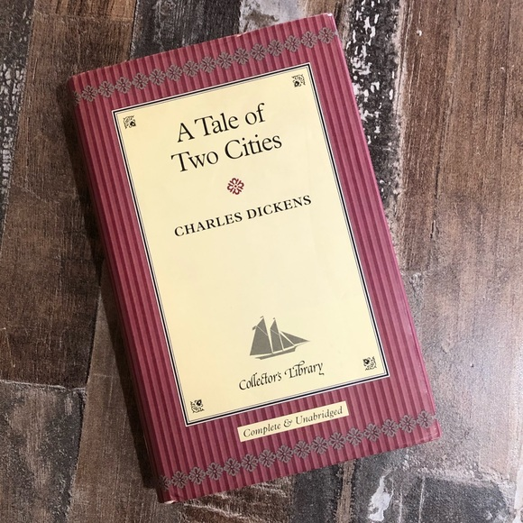*firm* A Tale of Two Cities Pocket Book